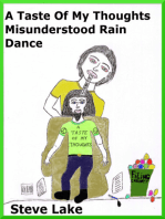 A Taste Of My Thoughts Misunderstood Rain Dance