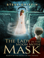 The Lady in the Moon Moth Mask