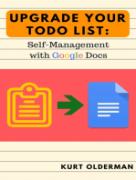 Upgrade your Todo List