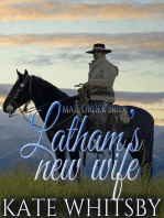 Mail Order Bride - Latham's new wife