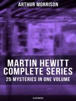 MARTIN HEWITT Complete Series