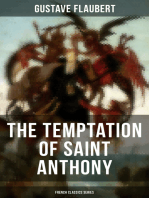 The Temptation of Saint Anthony (French Classics Series)