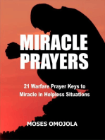 Miracle Prayers