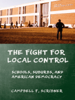 The Fight for Local Control