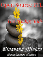 Open Source ETL-The Prodigy Kids