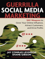 Guerrilla Social Media Marketing