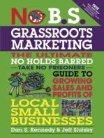 No B.S. Grassroots Marketing