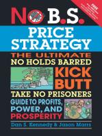 No B.S. Price Strategy