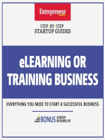 eLearning or Training Business