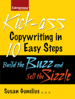 Kickass Copywriting in 10 Easy Steps