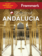 Frommer's Shortcut Andalucia