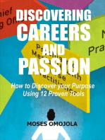 Discovering Careers And Passion
