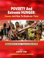 Poverty and Extreme Hunger: Causes and How to Eradicate Them