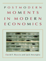 Postmodern Moments in Modern Economics