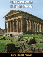 Greek Cities in Italy and Sicily