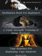 Meditation Book For Beginners