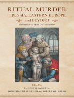 Ritual Murder in Russia, Eastern Europe, and Beyond