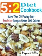 5:2 Diet Cookbook