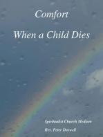 Comfort When a Child Dies