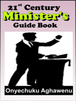 21st Century Minister's Guide Book