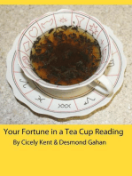 Your Fortune in a Tea Cup Reading