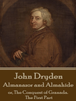 Almanazor and Almahide - Volume 1