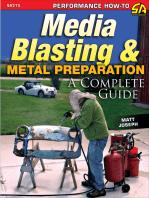 Media Blasting & Metal Preparation