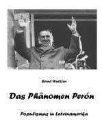 Das Phänomen Perón