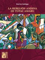 LA REBELIÓN ANDINA DE TÚPAC AMARU