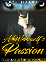 A Werewolf's Passion #11