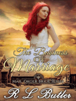 The Business of Marriage