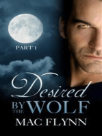Desired By the Wolf #1