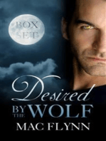 Desired By the Wolf Box Set