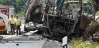 18 Believed Dead After Fiery Bus Crash In Germany