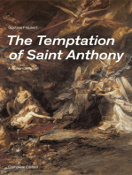 The Temptation of Saint Anthony - A Historical Novel (Complete Edition)