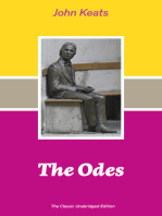 The Odes (The Classic Unabridged Edition)
