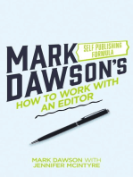 How to Work with an Editor