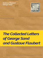 The Collected Letters of George Sand and Gustave Flaubert