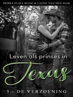 Leven als prinses in Texas (3 - de verzoening)