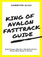 King of Avalon Fast-Track Guide