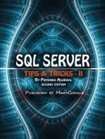 SQL Server: Tips and Tricks - 2