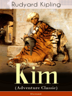 Kim (Adventure Classic) - Illustrated