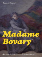 Madame Bovary - Bilingual Edition (English / French)