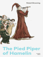 The Pied Piper of Hamelin (Complete Edition)