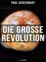 Die große Revolution (Sci-Fi Roman)
