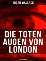 Die toten Augen von London (Kriminalroman)