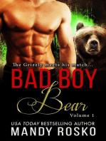 Bad Boy Bear Volume 1