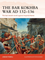 The Bar Kokhba War AD 132–135