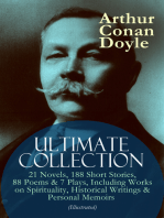 ARTHUR CONAN DOYLE Ultimate Collection