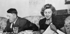 How Eva Braun's Champagne-Soaked Fantasies Fueled A 'Make-Believe Morality'